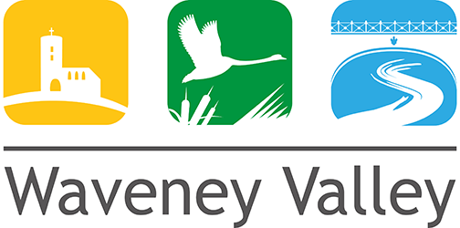 Visit Waveney Valley Logo